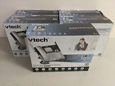 Vtech CM18445 Main Console plus 4 CM18245 Accessory Desksets