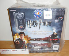 LIONEL #83620 HOGWARTS HARRY POTTER LIONCHIEF STEAM ENGINE TOY TRAIN SET O GAUGE