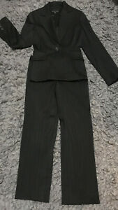 Banana Republic Suit | Black | Jacket & Pants | sz 2 | altered