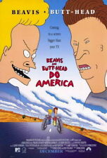 70975 Beavis and Butt-Head Do America Movie Mike Judge Wall Print POSTER Affiche