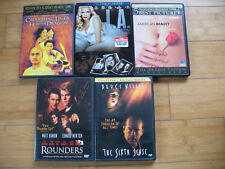 Dvd Crouching Tiger Hidden Dragon La Confidential American Beauty Rounders Sixth