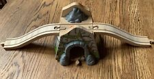 Thomas The Tank Engine Wooden Railway Mountain Overpass Tunnel with Track&Sounds