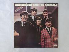 Eric Burdon And The Animals Attention! Mercury BT-5040 Japan   LP