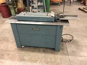 Lockformer High Speed Pittsburgh with Slip and Drive Rolls and Slitter
