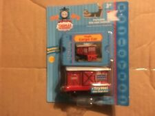 2006 Thomas And Friends Die Cast Magic Cargo Car Learning Curve