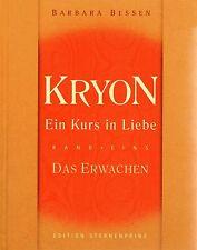 KRYON - Ein Kurs in Liebe I - Das Erwachen - Barbara Bessen BUCH - NEU
