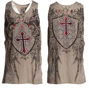 XTREME COUTURE by AFFLICTION PROVOKE Men's Tank