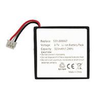 AHB472625PST 533-000067 Battery for Logitech H800 Wireless Headset 981-000337