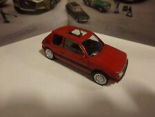 Norev Peugeot 205 Gti Rojo 1:43