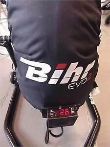 COUVERTURES CHAUFFANTES PROGRAMMABLES BIHR EVO 2 dimensions roues 120/180-200-17