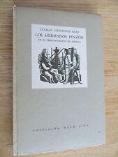 Los hermanos Pinzón descubrimiento de América Colección Buen Aire 1944