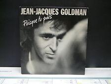JEAN JACQUES GOLDMAN Puisque tu pars EPC6516977 ( pochette N & B )