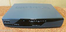 Cisco 800 Series Cisco 878 V04 Integrated Services Router Model 870 VAMJT10FRA