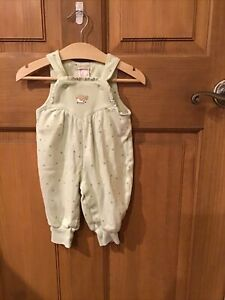 "Vintage Gymboree ""Sweet Canary"" Girls Romper, 3-6 Months"