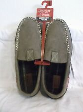 15e57ec0 *NWT* Signature by Levi Strauss & Co Mens Venetian Moccasin Slipper ~  MEDIUM 7