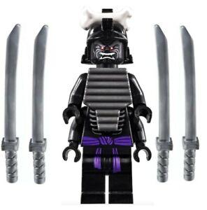 NEW LEGO NINJAGO LORD GARMADON LEGACY MINIFIG 70679 70664 minifigure figure