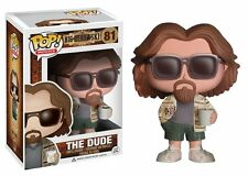 Funko Pop! The Big Lebowski: The Dude Vinyl Figure #81 [Toys, Collectible] NEW
