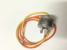 DEFROST TERMINATION THERMOSTAT WITH Clip GE,W'lpool,Hoover,Amana,UNIVERSAL 0602