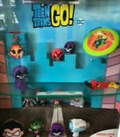 Mcdonalds Teen Titans Go! Toy Characters Happy Meal UK 2019 Various