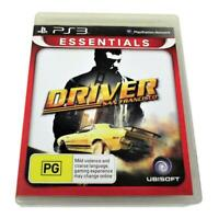 Driver: San Francisco Sony PS3