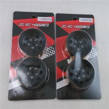 1.9inch Black Emulation Wheel G Part for 1/10 Scale Rock Crawler RC Car Model
