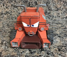 Vintage Disney Pixar Diecast Metal Frank Harvester Toy Open Box