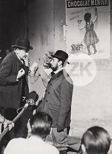 MOULIN ROUGE Ferrer TOULOUSE-LAUTREC Affiche CHOCOLAT MEUNIER Tournage Photo '52
