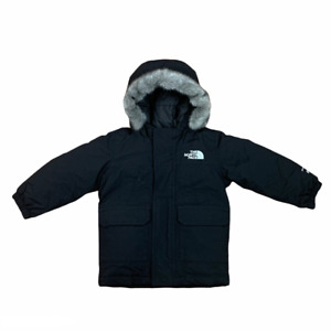 THE NORTH FACE NEW $150 Infant McMurdo Down Parka in Black 12-18M