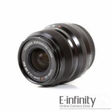 NEW Fujifilm XF 23mm f/2 R WR Lens (Black)
