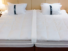 Twin to King Bed Bridge Converter Kit for Twin Beds Simply Push the Beds New