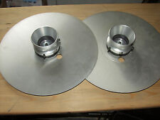 Studer A80 pancake adapter set for 2 inch recorder.