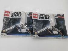 LEGO Star Wars:  2 NEW Imperial Shuttle Building Kits (85 Pieces each) 30388
