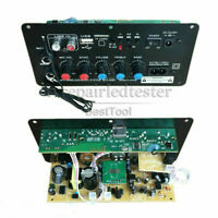 Subwoofer Digital Bluetooth Amplifier Board Dual Microphone Karaoke Amplifiers