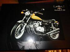 Minichamps Moto 1/12 Kawasaki Z1 900 come da foto.