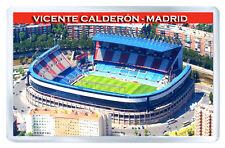 VICENTE CALDERON STADIUM MADRID FRIDGE MAGNET SOUVENIR IMAN NEVERA
