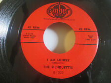 The Silhouettes Get A Job b/w I Am Lonely Doo Wop R&B 45