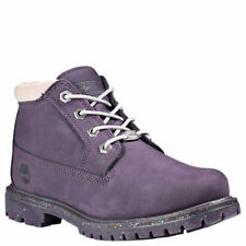 Timberland para mujer Ice Cream Collection Purple Impermeable Nellie Chukka A1WCH