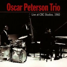 Live at CBC Studios, 1960 by Oscar Peterson (CD, Nov-1997, Just a Memory Records