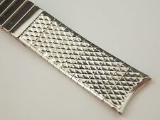 11/16 inch 17 1/2mm 11/16 inch Finesse Stainless Steel expansion watch band