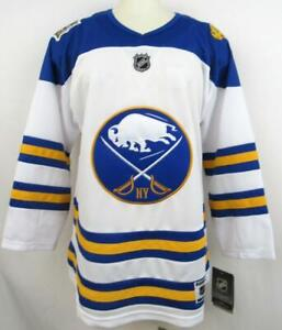 Buffalo Sabres Youth S/M or L/XL Winter Classic 2018 Jersey White MSRP $80 SAB 2