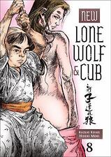 New Lone Wolf and Cub Volume 8 (New Lone Wolf & Cub)-ExLibrary