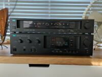 Vintage Sansui Integrated Amplifier Classique A-550 + T-550 tuner BUNDLE Japan