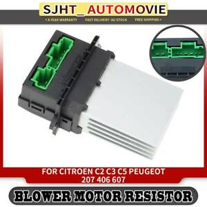 Blower Heater Motor Resistor fit Renault Scenic Grand Scenic with Climate 99-11