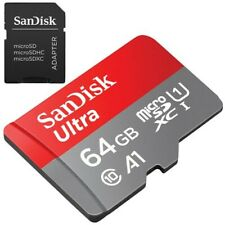 Sandisk Micro SD Card 64GB Free Shipping!