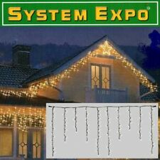 System Expo Icicle-Lichterkette-Extra 100er 2x1m Best Season 484-31