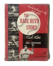 The Babe Ruth Story - 1948 biography as told to Bob Considine