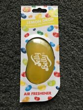 3D Jelly Belly LEMON DROP Jelly Bean Car Air Freshener - Authentic - FREE POST!