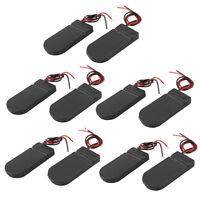 10 Stueck EIN/ AUS-Schalter 2 x 3V CR2032 Knopfzelle Batterie Halter fuer L Y1E3