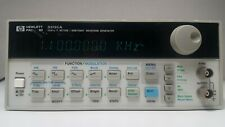 Hewlett Packard 33120a with option 001. Arbitrary waveform signal generator.