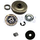 "Clutch drum 3/8""-7 Chain sprocket rim bearing washer FOR STIHL 066 MS660 064"